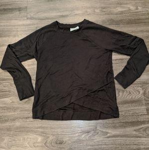 Athleta Cross Cross Sweatshirt
